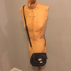 Michael Kors Flap Crossbody leather purse